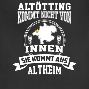 Cool T-shirt for Altheim Austria citizens - Adjustable Apron