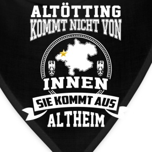 Cool T-shirt for Altheim Austria citizens - Bandana
