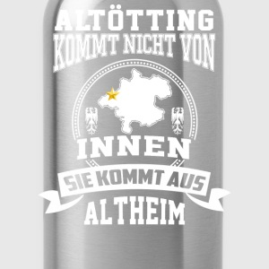 Cool T-shirt for Altheim Austria citizens - Water Bottle
