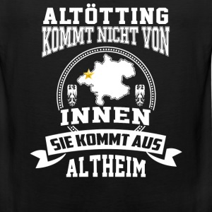 Cool T-shirt for Altheim Austria citizens - Men's Premium Tank