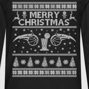 Orlando magic - Christmas ugly sweater - Men's Premium Long Sleeve T-Shirt