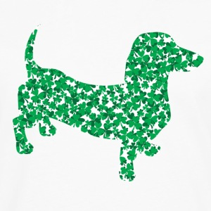 Irish Good Luck Clover - Men's Premium Long Sleeve T-Shirt