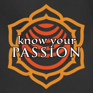 Know Your Passion Sacral Chakra Tote Bag - Adjustable Apron