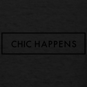 Chic Happens Sportswear - Men's T-Shirt