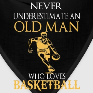 Basketball – An old man who loves basketball - Bandana