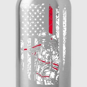 Firefighter – Proud to be a Firefighter - Water Bottle