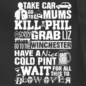 Shaun of the dead – Take car go to mums - Adjustable Apron