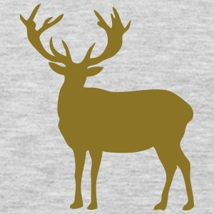 deer shadow figure 38 T-Shirts - Men's Premium Long Sleeve T-Shirt
