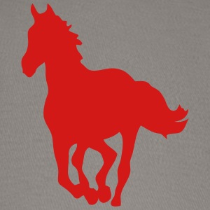 horse shade shadow figure 8 T-Shirts - Baseball Cap
