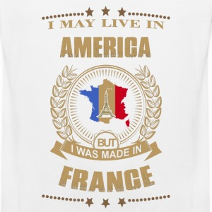 Made in France – Live in American - Men's Premium Tank