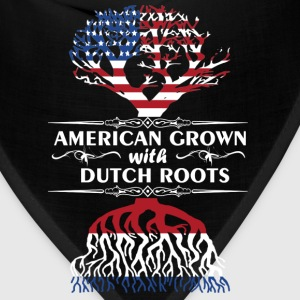 American grown with Dutch roots - Bandana