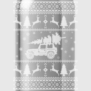 Jet Christmas Sweater - Water Bottle