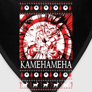 Dragon Ball – Kamehameha Christmas Sweater - Bandana