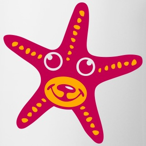 sea star fruit 611 T-Shirts - Coffee/Tea Mug
