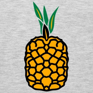 pineapple fruit 611 Kids' Shirts - Men's Premium Long Sleeve T-Shirt