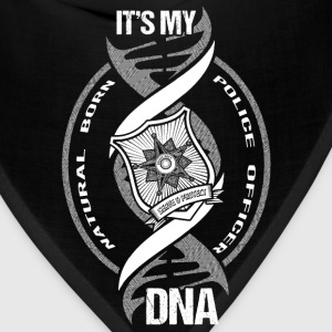 Police DNA - Natural born - Bandana