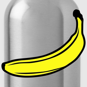 611 banana fruit T-Shirts - Water Bottle