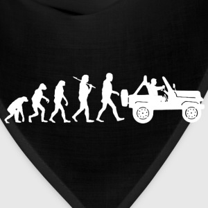 Jeep evolution - Bandana