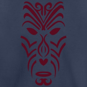 maori tribal tattoo mask 2 ethnic mask Kids' Shirts - Toddler Premium T-Shirt