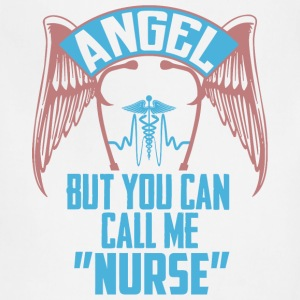 Angel but you can call me nurse - Adjustable Apron