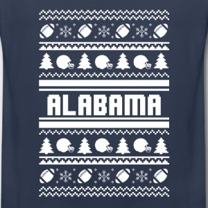 Alabama Christmas sweater - Men's Premium Tank