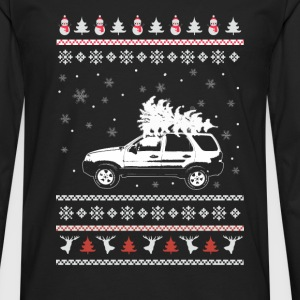 Ford lovers - Merry Christmas - Men's Premium Long Sleeve T-Shirt