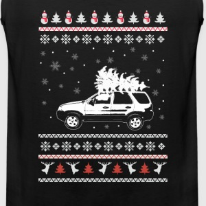 Ford lovers - Merry Christmas - Men's Premium Tank