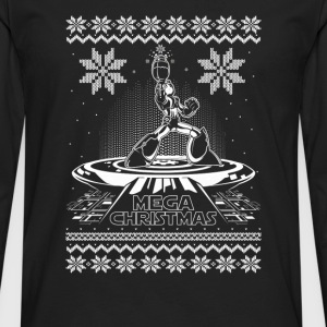 Mega Christmas sweater - Men's Premium Long Sleeve T-Shirt