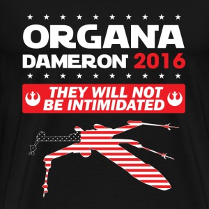Organa dameron 2016 - Men's Premium T-Shirt
