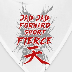 Jab Jab forward short firece - Bandana