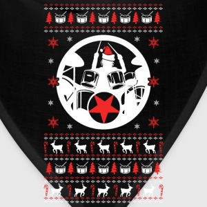 Drummer Christmas Sweater - Bandana