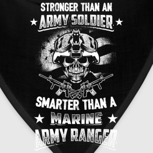 Army Ranger - Stronger and Smarter - Bandana
