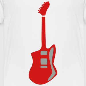 electric guitar 1 Kids' Shirts - Toddler Premium T-Shirt