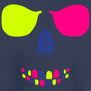 dead head tooth skull single eye 606 Kids' Shirts - Toddler Premium T-Shirt