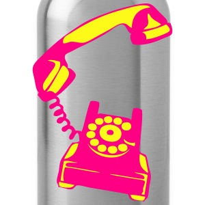 telephone 1 T-Shirts - Water Bottle