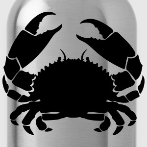 crab cancer 1 Long Sleeve Shirts - Water Bottle