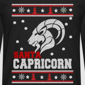 Capricorn-Ugly Christmas sweater for Carpricorn - Men's Premium Long Sleeve T-Shirt