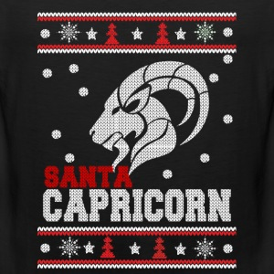 Capricorn-Ugly Christmas sweater for Carpricorn - Men's Premium Tank