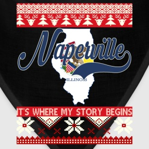 Naperville-Naperville where my story begins - Bandana