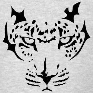 tribal leopard 1 Long Sleeve Shirts - Men's T-Shirt