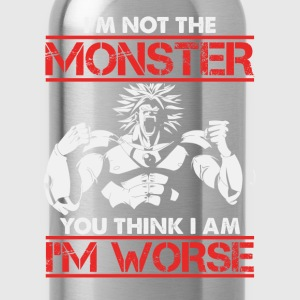 Broly-Broly Is worse than the monster you think - Water Bottle