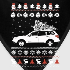 Forester-Awesome forester christmas sweater - Bandana