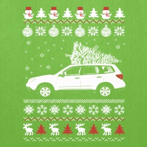 Forester-Awesome forester christmas sweater - Tote Bag