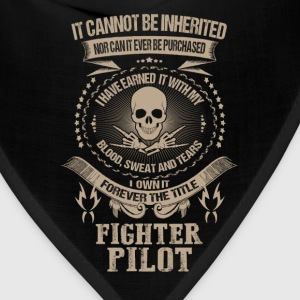 Fighter pilot-I own it forever the title t-shirt - Bandana
