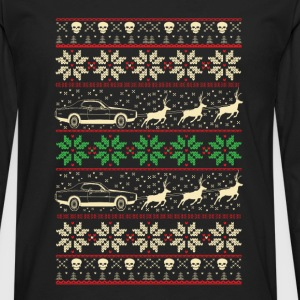 Dodge-Dodge christmas awesome sweater - Men's Premium Long Sleeve T-Shirt