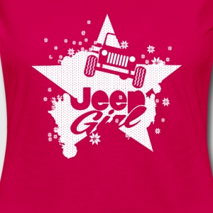Jeep girl- Proud to be a jeep girl t-shirt - Women's Premium Long Sleeve T-Shirt