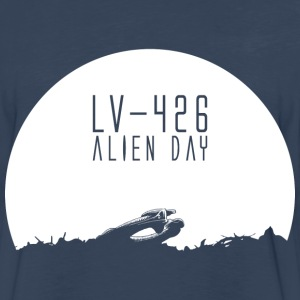 Alien day - Lv 426 Alien day - Men's Premium Long Sleeve T-Shirt