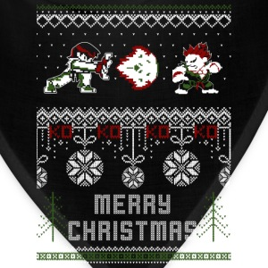 Street Fighter-christmas awesome sweater for fans - Bandana