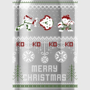 Street Fighter-christmas awesome sweater for fans - Water Bottle
