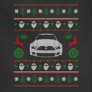 Car-Christmas sweater for Car lovers - Adjustable Apron
